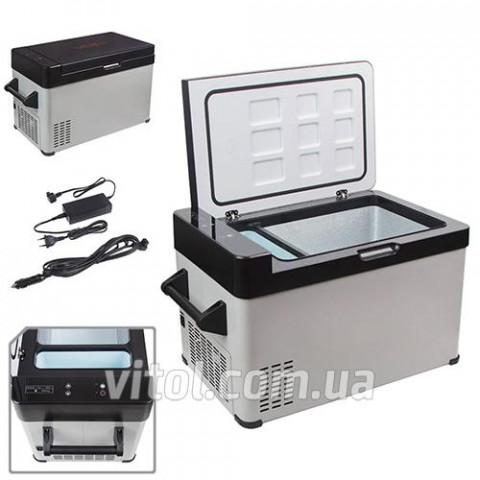 Купити Холодильник компресорний 37 л VCCF-40 DC/AC 12/24 / 220V