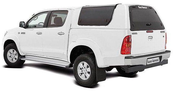 Купити Кунг для Toyota Hilux DC Road Ranger RH02 Profi R