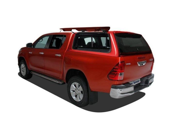 Купити Кунг на Toyota Hilux Road Ranger RH4 Profi