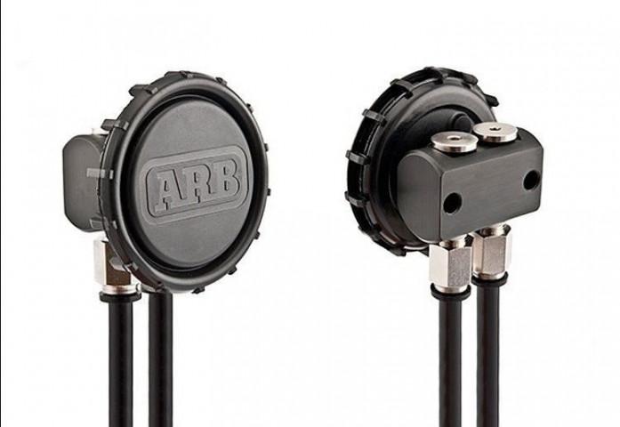 Купити Комплект повітроводів для переносу сапунів під капот  ARB170112