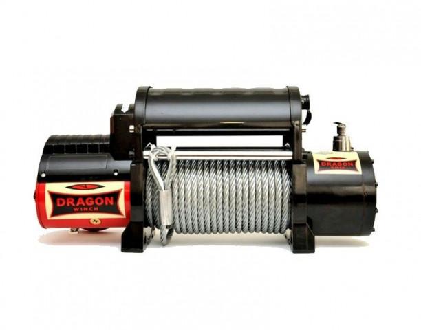 Купити Лебідка автомобільна електрична Dragon Winch DWM 12000 HDI