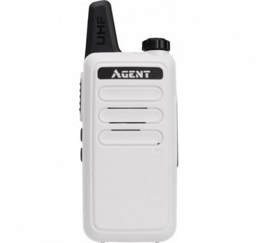 Купить Портативная рация AGENT AR-T7 White Гр8715