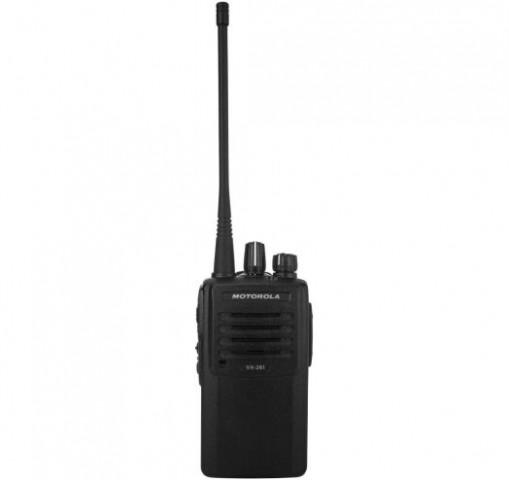 Купить Рация Motorola VX-261-D0-5 (CE) UHF 403-470 МГц 2300 мАч Гр9448