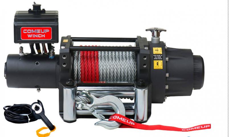 Купити Лебідка автомобільна Come-up Seal Gen2 16,5 - 12 вольт / 7484 кг - 16500 lb