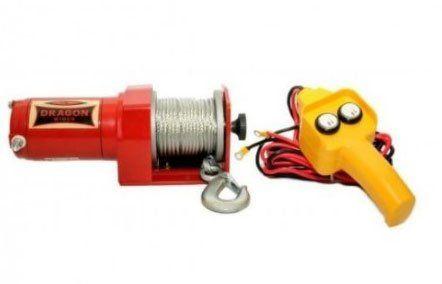 Купить Лебедка электрическая для ATV Dragon Winch DWM 2000 ST YP