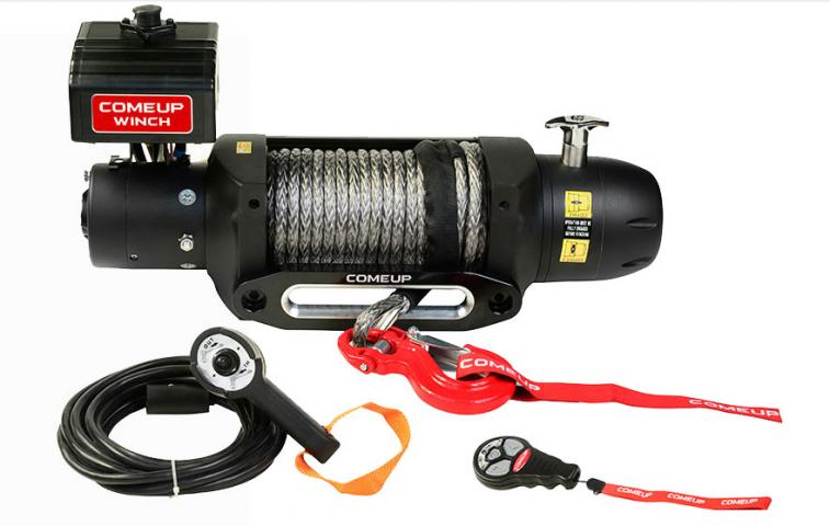 Купить Лебедка автомобильная Come-up Seal Gen2 12.5rs - 12 вольт / 5670 кг - 12500 lb