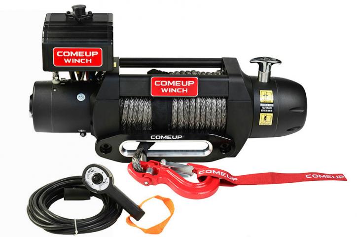 Купити Лебідка автомобільна Come-up Seal Gen2 9,5s - 12 вольт - 4309 кг - 9500 lb