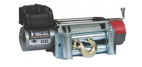 Купити Лебідка електрична T-Max EW-8500 - 12 вольт / 3856 кг - 8500 lb IMPROVED OFF ROAD