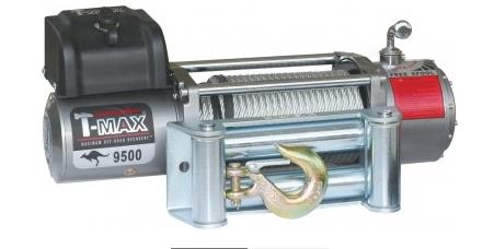 Купити Лебідка автомобільна T-Max EW-9500 - 12 вольт / 4310 кг - 9500 lb IMPROVED OFF ROAD
