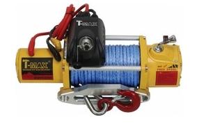 Купить Лебедка автомобильная T-Max PEW-9500 - 12 вольт / 4305 кг - 9500 lb PERFORMANCE