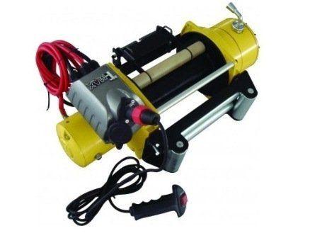 Купить Лебедка электрическая для эвакуатора T-Max СEW15000 - 24 вольт / 6800 кг - 15000 lb