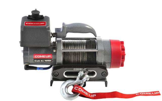 Купить Лебедка переносная для квадроциклов Come-up cub 4s - 12 вольт - 1814 кг - 4000 lb