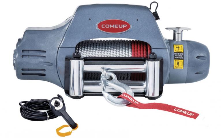 Купить Лебедка электрическая Come-up Seal DS-9.5i - 12 вольт - 4309 кг - 9500 lb