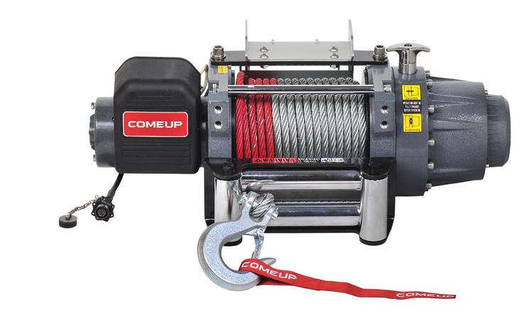 Купить Лебедка автомобильная WALRUS 20 - 24 вольт / 9070 кг - 20000 lb