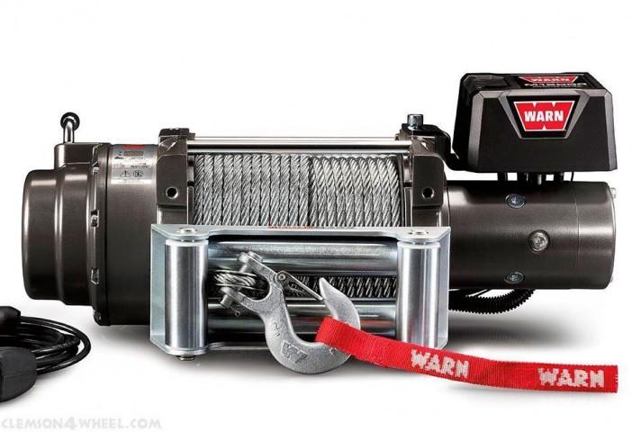 Купить Лебедка электрическая WARN M12000 - 12 вольт - 5440 кг