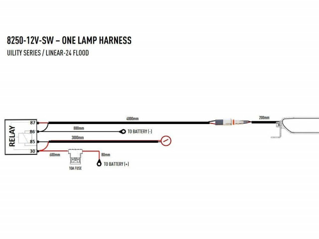 Купити Світлодіодна балка Lazer Linear-24 Flood 0L24-FL-LNR