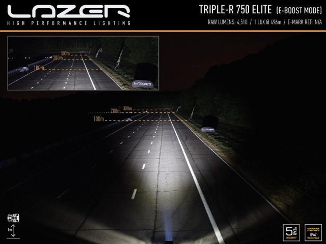 Купить  Прожектор светодиодный Triple-R 750 Elite-3 00R4-E3