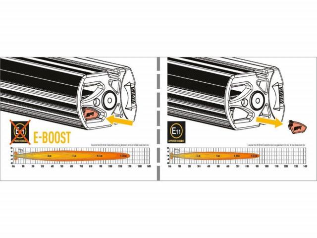 Купити Світлодіодна балка Lazer Triple-R 1000 00R8-Std-B