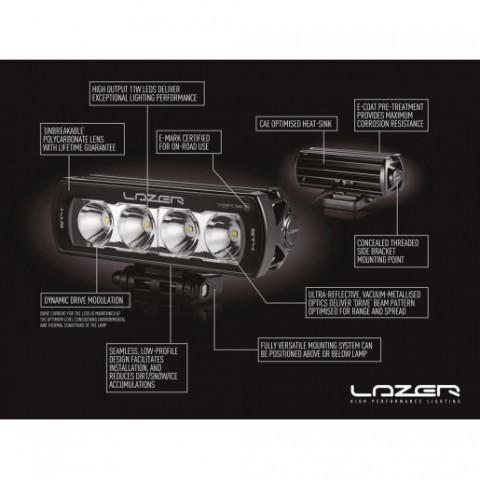 Купить Светодиодная балка Lazer ST16 Evolution 0016-EVO-B