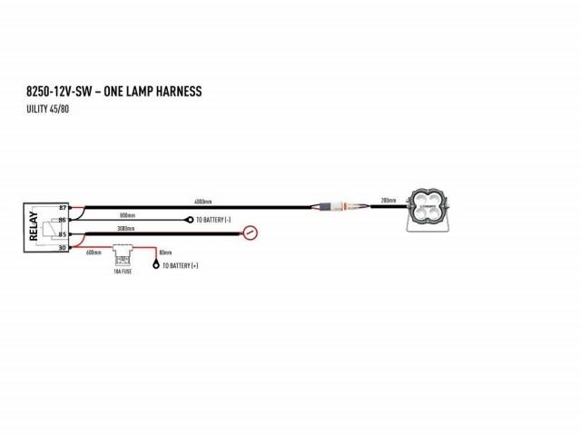 Купить Прожектор светодиодный Lazer Utility-25 00U25