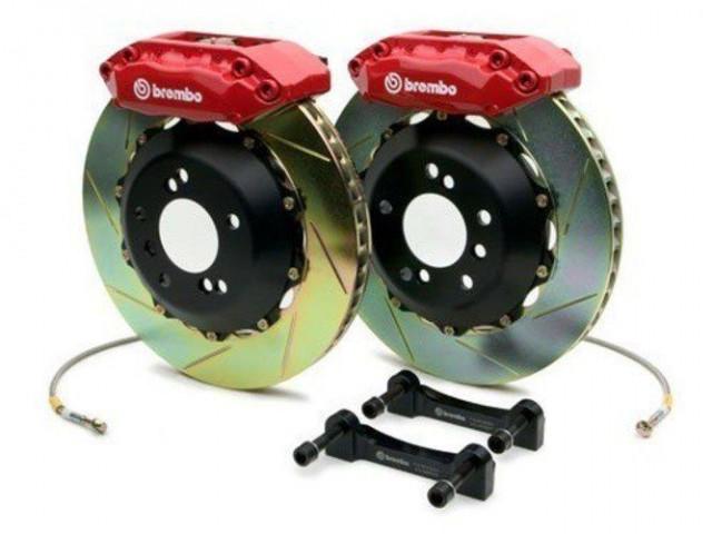"""Купить Тормозная система передняя BREMBO Gran Turismo для TOYOTA LC200/LX""""570 1N2.9512A2"""