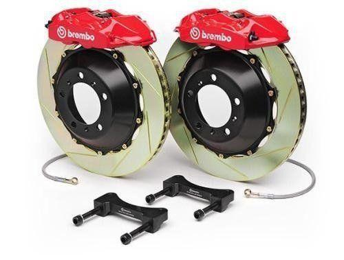Купити Посилена гальмівна система передня BREMBO Gran Turismo для PORSCHE/CAYENNE 1N1.9501A