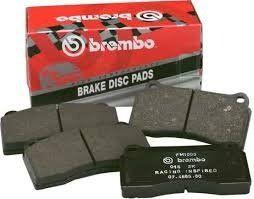 Купити Задні гальмівні колодки BREMBO GT для Cadillac Escalade 107.4865.80M