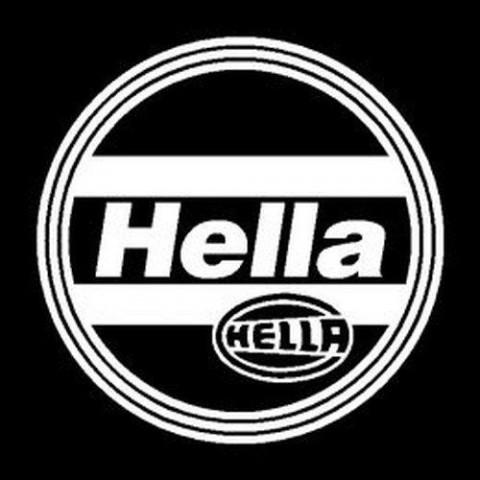 Купить Комплект подключения Hella 100W