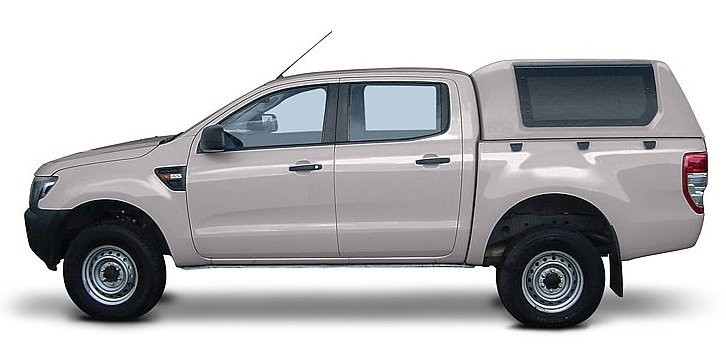 Купити Кунг для Ford Ranger DC Road Ranger RH03 Special