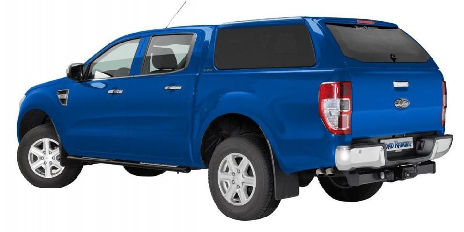 Купити Кунг для Ford Ranger DC Road Ranger RH04 Profi Plus
