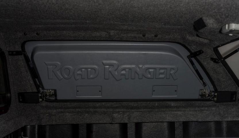 Купить Кунг для Isuzu D-Max DC - Road Ranger RH04 Profi