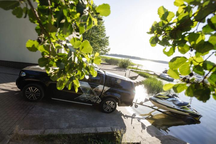 Купити Кунг Mercedes X-Class 2017+ Road Ranger RH5 Profi