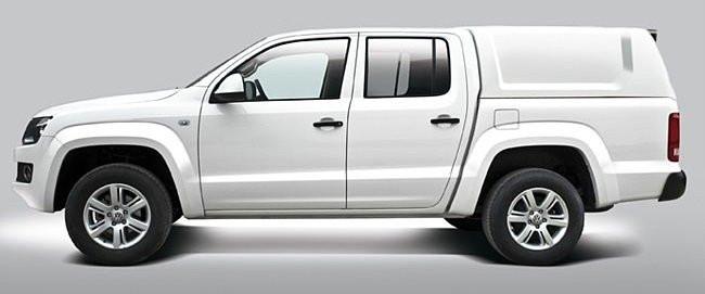 Купити Кунг на VW Amarok Road Ranger RH03 Standard