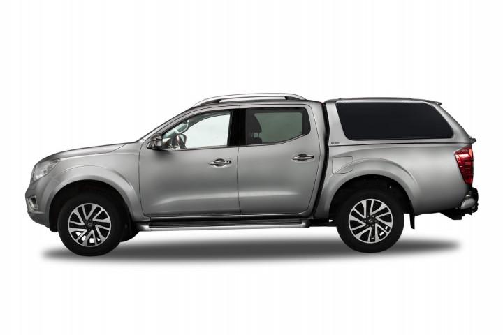 Купити Кунг для Nissan Navara (NP300) 2016 - Road Ranger RH04 Profi