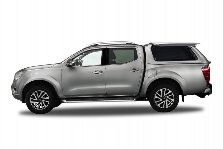 Купить Кунг для Nissan Navara (NP300) 2016 - Road Ranger RH04 Profi