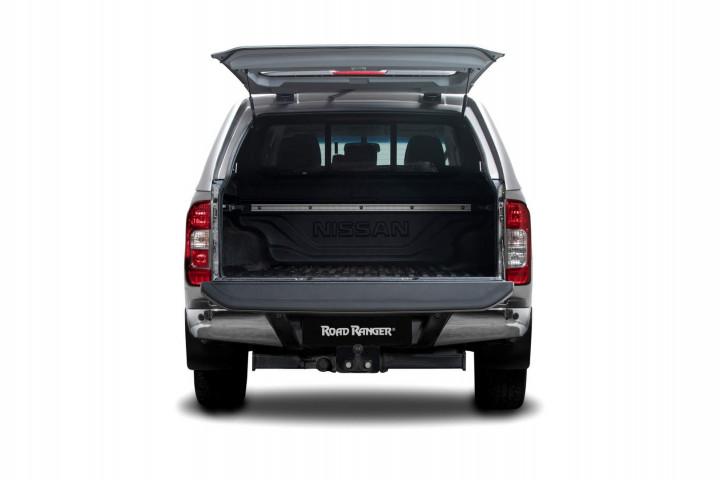 Купить Кунг для Nissan Navara (NP300) 2016 - Road Ranger RH04 Standard