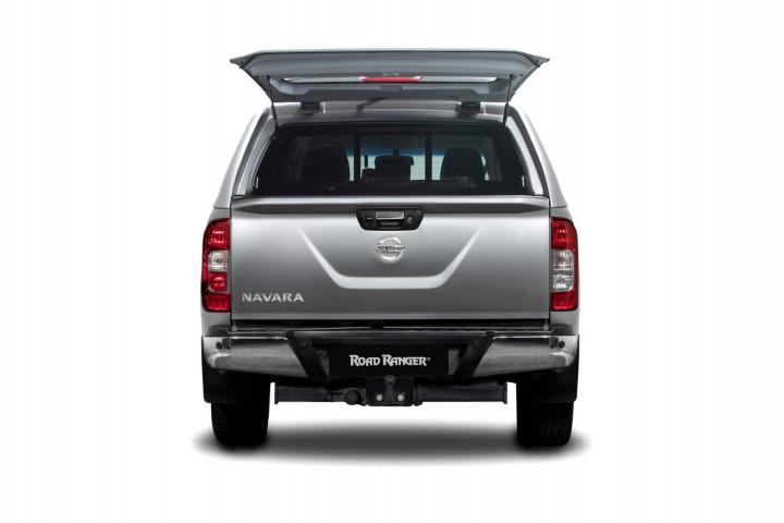 Купить Кунг для Nissan Navara (NP300) 2016 - Road Ranger RH04 Special