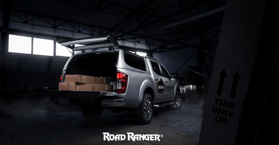 Купити Кунг для Nissan Navara (NP300) 2016 - Road Ranger RH05 Profi