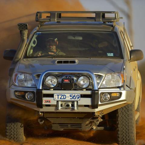 Купити Передній бампер ARB - Toyota Hilux 05-11 ARB3914110