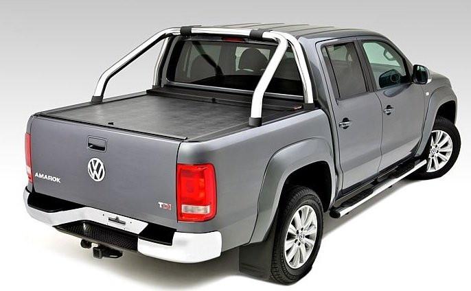 Купити Ролет для VW Amarok Roll N Lock c монтажным креплением под оригинальные дуги