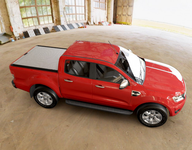 Купити Ролет Mountain Top на Ford Ranger