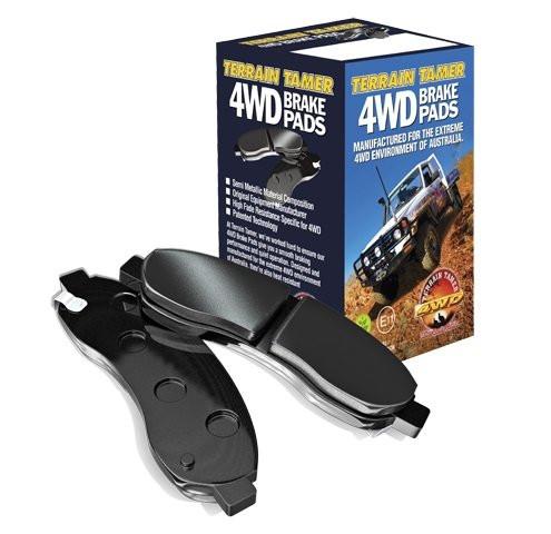Купити Гальмівні колодки передні Toyota Land Cruiser 200 Terrain Tamer