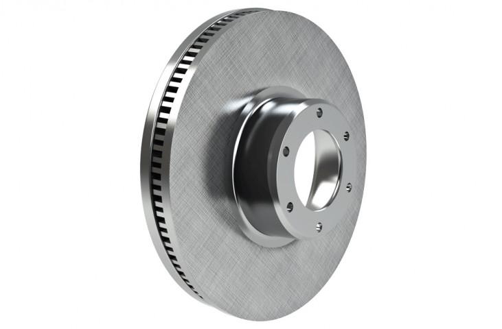 Купить Тормозные диски барабанные задние Volkswagen Amarok 2010-2017 Terrain Tamer