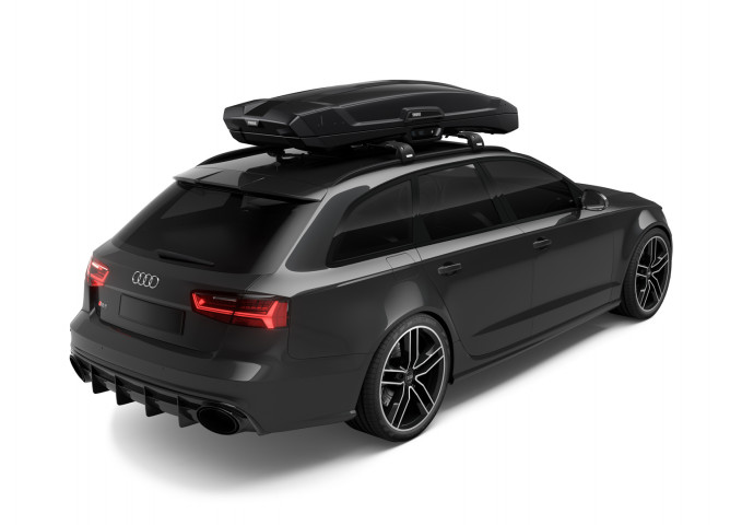 Купити Бокс Thule Vector Alpine Black 380 літрів