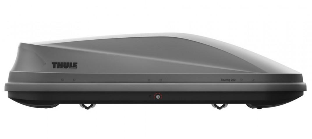 Купити Бокс Thule Touring M (200) Titan 400 літрів