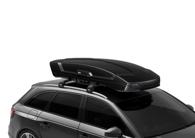 Купить Бокс Thule Vector M Black 360 литров