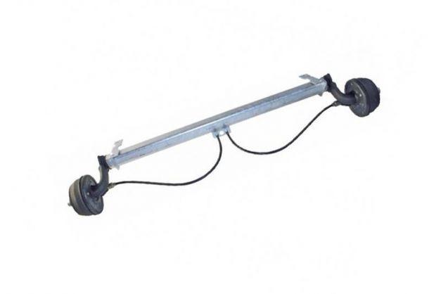 Купить Ось торсионная AL-KO тормозная 750 кг 1600 мм (100х4)