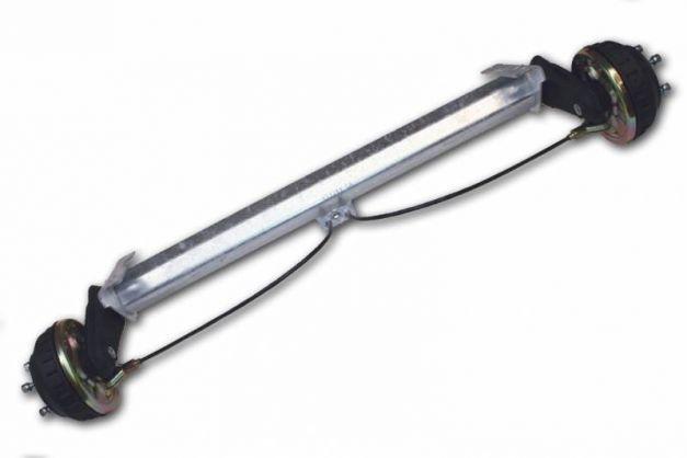 Купити Ось торсіонна AL-KO гальмівна 1350 кг 1300 мм (112х5)