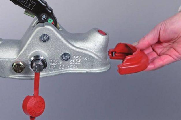 Купити Замкове зчіпний пристрій AL-KO AK 301 V на кругле дишло 50 мм