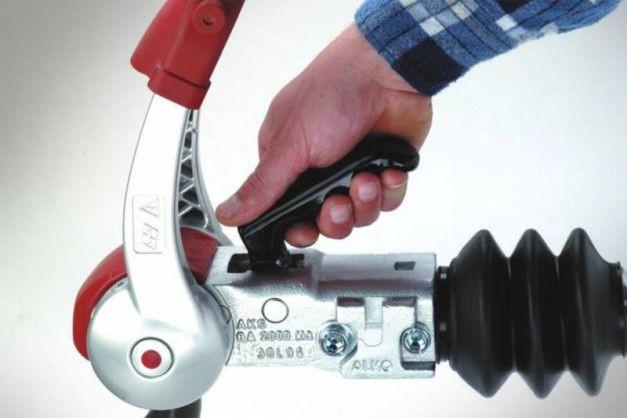 Купити Замкове зчіпний пристрій-стабілізатор AL-KO AKS 3004 50 мм